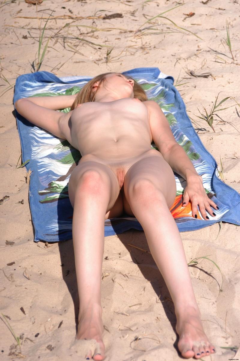 частное пляжная эротика