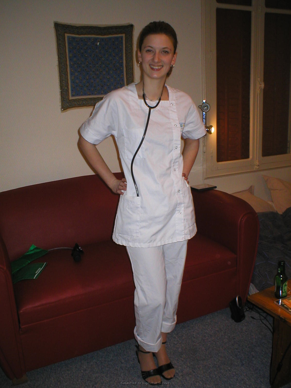 Развратные фото медсестер 17 фотография