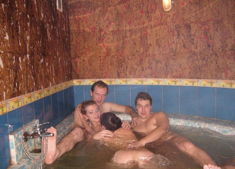Сауна свингеров в москве 16 фотография