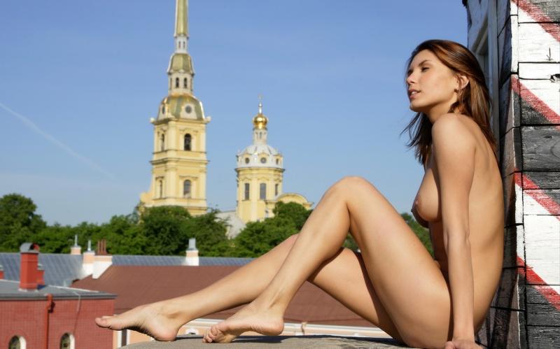 фото русская обнаженка