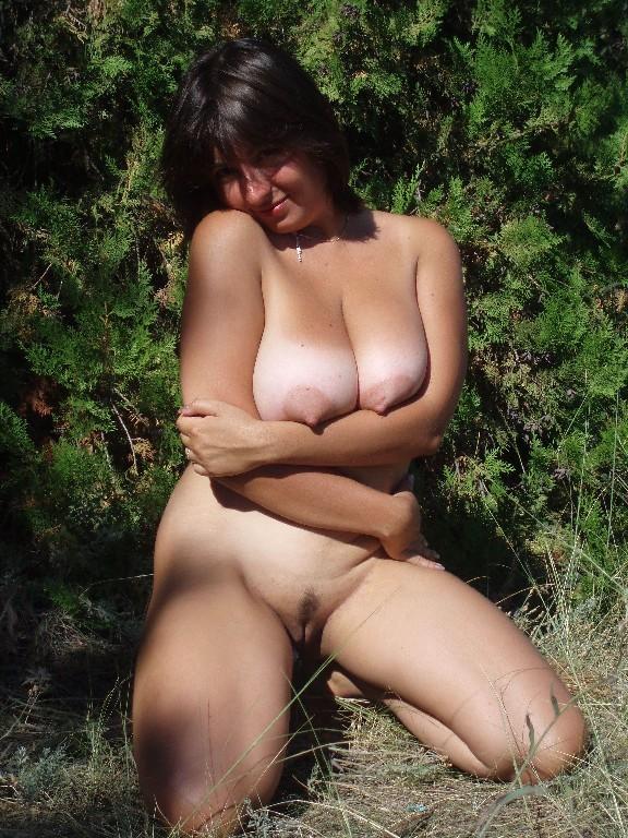 фото голоя зрелая женщина россия