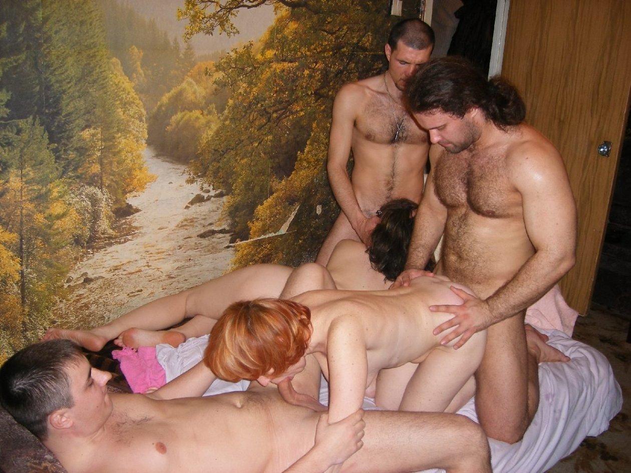 Секс со зрелыми в сауне