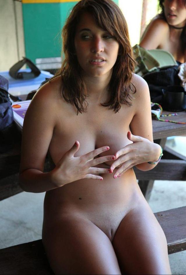 Нудистский лагерь порно фото 330-317