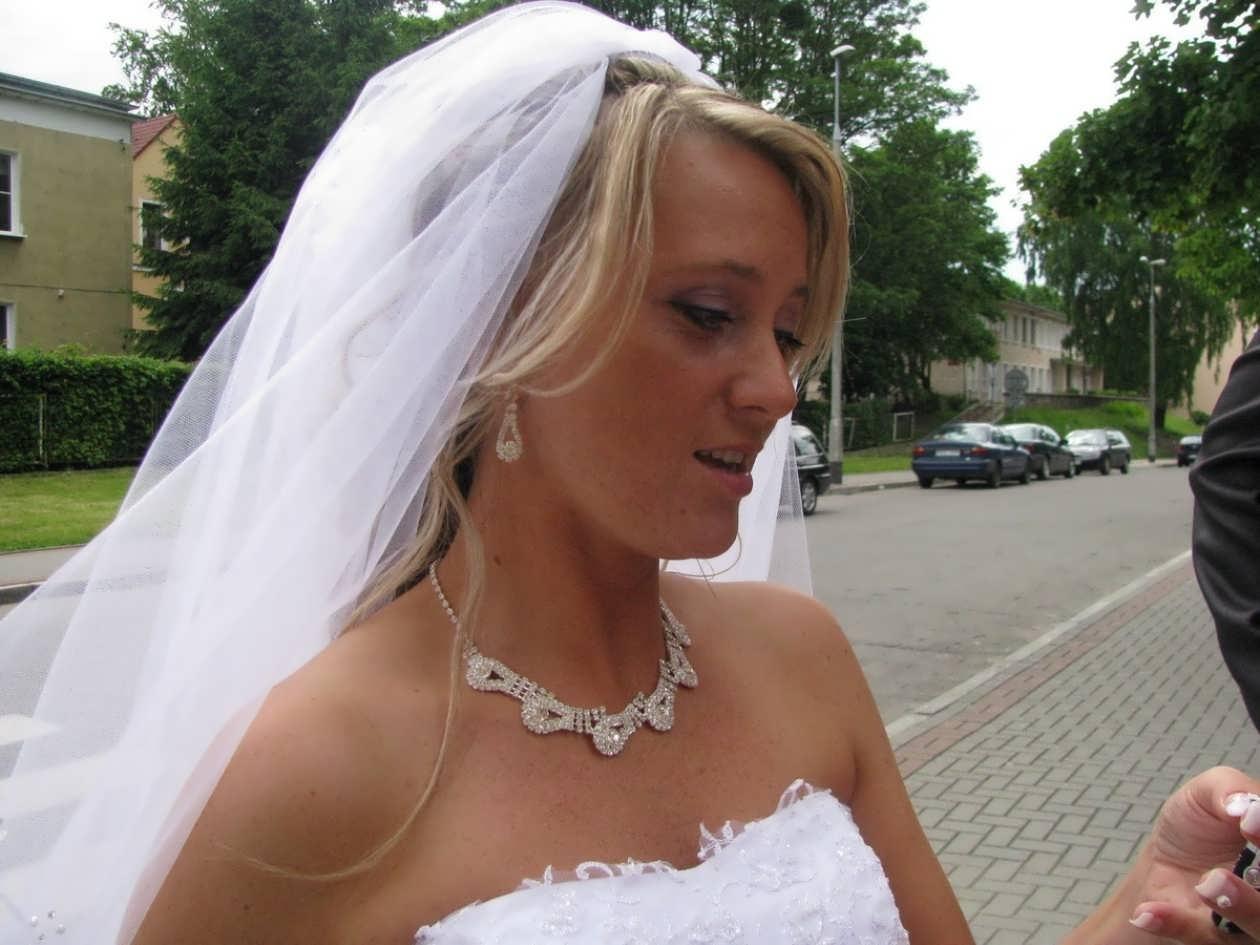 Попке фотографирует минет невесты такое