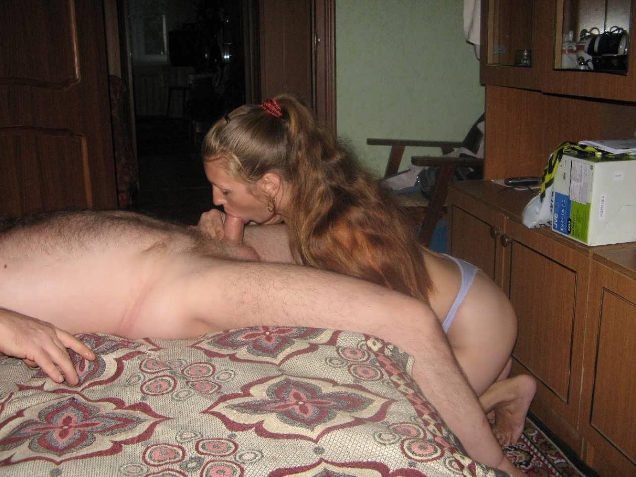 Частный минет мужа и жену 14 фотография