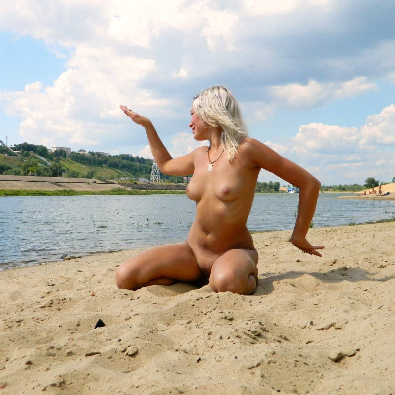 Голый пляж вконтакте