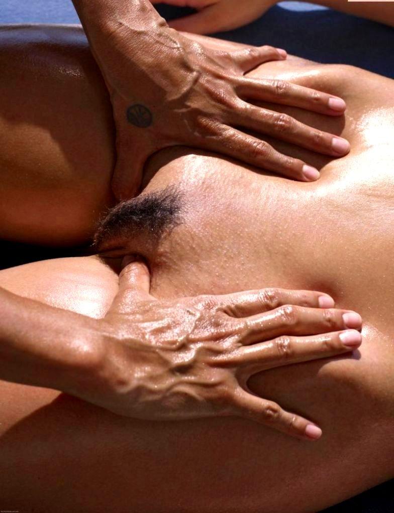 массаж письки фото