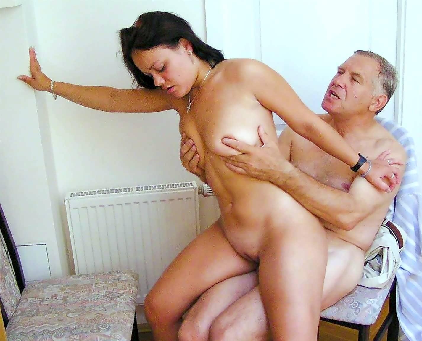 Русское порно секс старые дедушки 11 фотография