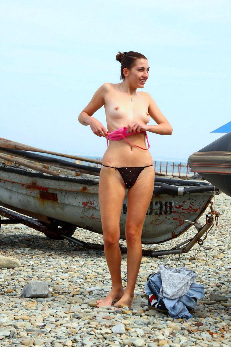 Фото голые девушки анапы