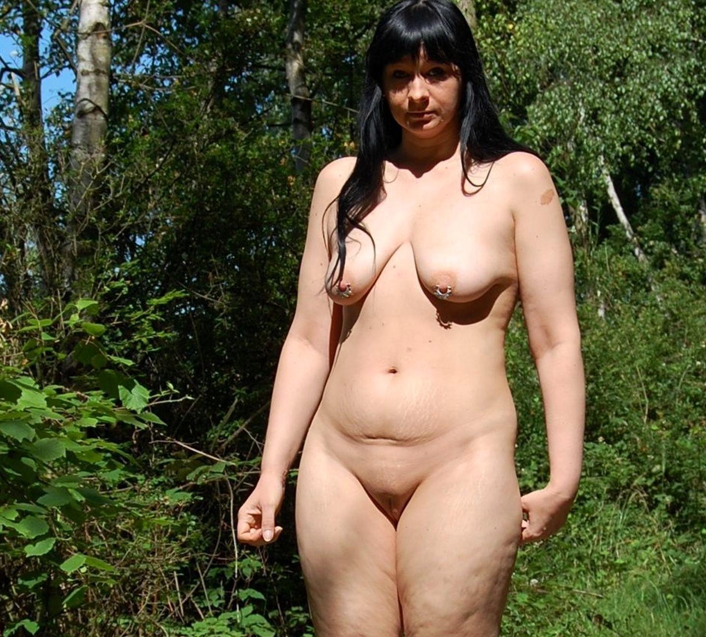 частное фото обвисшая грудь