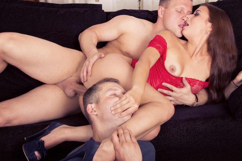 Оргазм на порно бах 13