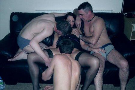 Секс Домашний Ганг Банг Видео